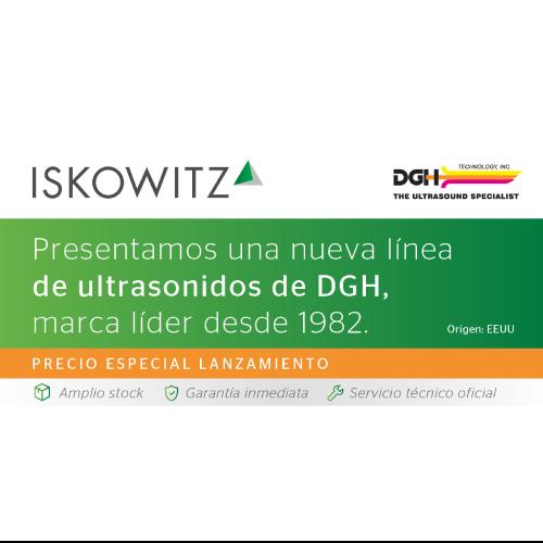 Línea de Ultrasonidos DGH