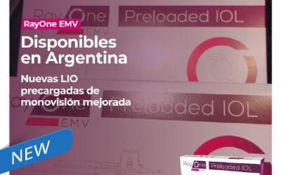 EMV: LIO de visión mejorada en Argentina